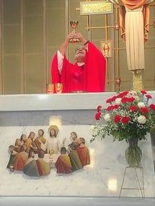 Pentecost 2019 & Fr. Pete's 35th Anniversary