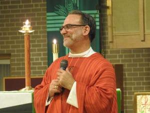 Fr. Pete's Installation